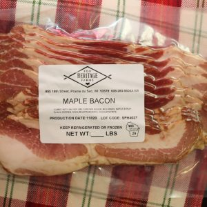 Maple Sliced Bacon